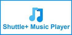 Shuttle+ Music Player es uno de los mejores reproductores de música y audio para android mas completos y potente en la actualidad, compatible con todos los formatos posibles y con una interfaz muy ligera e intuitiva, Shuttle+ Music Player se adaptara perfectamente en tu dispositivo agregando muchas opciones y funciones nuevas que tu smartphone no trae por defecto como filtros de audio, Ecualizador, Widgets y muchas cosas mas.