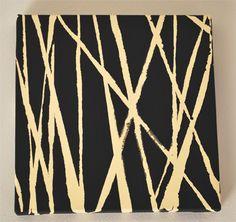Artzy Creations: Modern Tape Art Tutorial