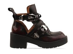 Jeffrey Campbell Coltrane Oxblood - >>All Styles! - JEFFREY CAMPBELL - SHOES