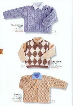 """c3b7237ad4db4 Cardigan """"Prele"""" « Knits4Kids free knit pattern"""
