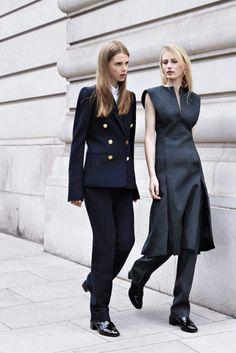 Inpecable en la oficina o cita de negocios #moda #estilo
