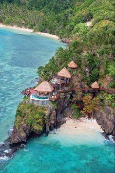 Laucala Island, Fiji.