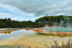 The best geothermal parks of New Zealand ~ Atlas of Wonders