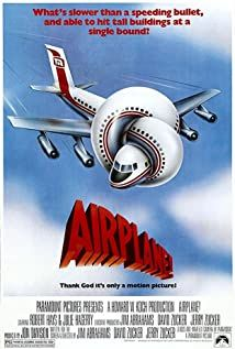 A great poster from Airplane! Still one of the best comedy movies of all time with so many hilarious one-liner's :) Ships fast. Need Poster Mounts. 1980's Movies, Funny Movies, Comedy Movies, Great Movies, Hindi Movies, Movies To Watch, Movies Online, Movie Tv, Funniest Movies