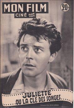 Mon Film Ciné N° 288/1952 - Juliette ou la Clé des Songes, M. Carné G. Philippe