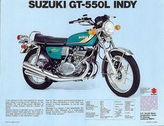 Suzuki 550 ad | Flickr - Photo Sharing!
