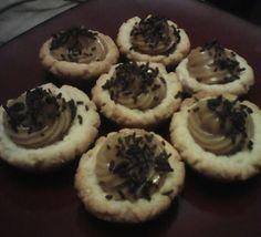 Mini caramel tarts
