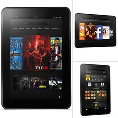 6 Standout Features of Amazon's Kindle Fire HD