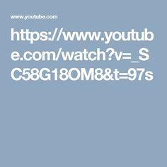 https://www.youtube.com/watch?v=_SC58G18OM8&t=97s