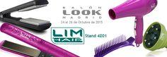 Lim Hair estará presente con stand en la 18ª edición de Salón Look Internacional, la Feria Profesional de la imagen y la estética integral, en las instalaciones de Ifema- Feria de Madrid los próximos 24, 25 y 26 de octubre.  STAND: 4Z01
