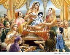 Lord Krishna Ji - God Pictures