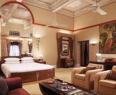 Maharaja Suite Bedroom