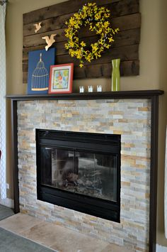 Image Result For Over The Mantel Decor