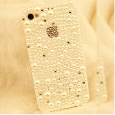 pearl iphone 4case  iphone 4s case iphone 4 cover