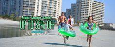 North Myrtle Beach Hotels | Barefoot Landing Resort | Ocean Creek Resort