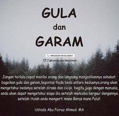 Quotes Sahabat, Quran Quotes Love, Quran Quotes Inspirational, Message Quotes, Reminder Quotes, Mood Quotes, Life Quotes, Muslim Quotes, Islamic Quotes