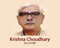 Krishna Chaudhary appointed as new Director General of Indo-Tibetan Border Police.