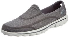 Skechers Performance Women's Go Walk 2 Super Sock Walking Shoe