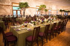 Beautiful room shot #weddings #thereception #blisschicago