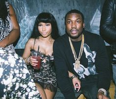 Meek Mill Apologized To His Girlfriend Nicki Minaj For Dissing Her Good Friend, Drake - http://www.77evenbusiness.com/meek-mill-apologized-to-his-girlfriend-nicki-minaj-for-dissing-her-good-friend-drake/