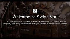 Swipe Vault | Make Money Online