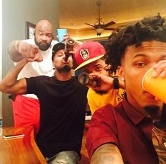 Wit The Bros Getting Lit