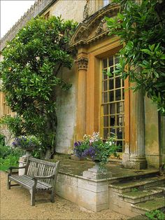 Stanway House, Gloucestershire by Martin Beek, via Flickr