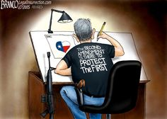 The 2nd Amendment is there to protect the 1st.