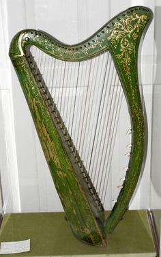 Charly S Dragon Tara 36 String Irish Harp Products I