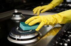 Como limpiar los quemadores de la cosina