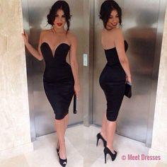 Homecoming Dresses,Short Prom Gown,Black Homecoming Gowns,Sweet 16 Dress,Elegant Homecoming Dresses,Short Evening Dress PD20182700