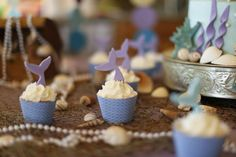 Under the sea baby shower Location: Allen OK Photography, cake and decor by Carrie Sanders - Every Little Detail - 580.279.5155 email: cmbooking@yahoo.com for availability, cakes and events!