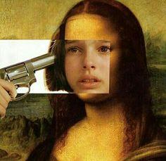 Leon: The Professional, #MonaLisa