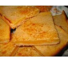 Recette - Carrés au citron - Proposée par 750 grammes
