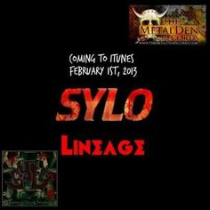 Check out SYLO (Official Site) on ReverbNation
