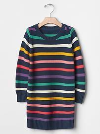 2015WINTER_GAP_Multi-stripe sweater dress