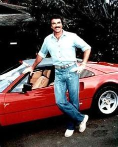 Magnum PI watched in reruns with my Dad