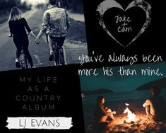 Fan Montage of My Life as a Country Album by LJ Evans