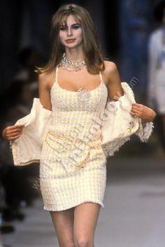 Niki Taylor - Chanel 1992