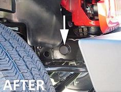 jeep wrangler jk frame hole cover plug accessory dress up for all 2007 thru  2016 models at products lists of tools and hardware - 2 front frame tube  hole