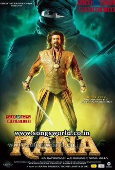 Rana Hindi Movie 2015: Bollywood Movie Songs Download - SongsWorld ...