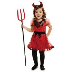 Disfraz de Diablesa Dulce #disfraces #halloween