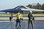 NGC, US Navy Conduct 1st Catapult Launch of X-47B Unmanned Aircraft