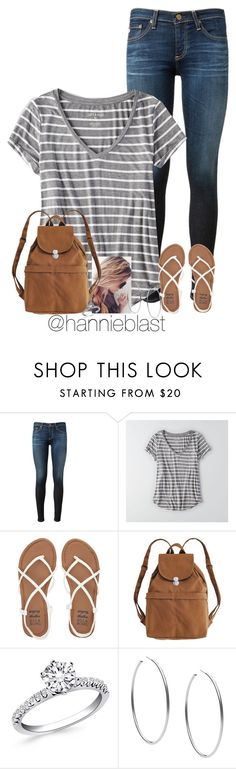 """""""""""Trust in His timing"""" #Tag'nD"""" by hannieblast ❤ liked on Polyvore featuring AG Adriano Goldschmied, American Eagle Outfitters, Billabong, BAGGU, Michael Kors and topset"""