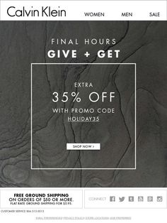 Final Hours – Extra 35% Off