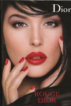 Monica Bellucci - Dior - Rouge Dior (F/W 08)