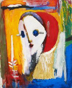 Noutaja Aaltonen Wäinö Oil on Canvas 1966 Grim Reaper, Pablo Picasso, Oil On Canvas, Abstract Art, Artist, Painting, Museum, Artists, Painting Art