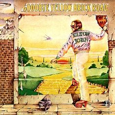 Went to Elton John in Chicago in 1970's.  I studied the words to every song in the double album cover and can still sing them today!
