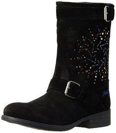 Desigual Muriel 21   57TS7F1 Muriel, Fall Shoes, Fall Winter 2015, Biker, Boots, Women, Fashion, Womans Boot, Bag