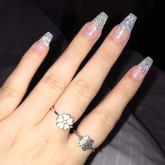 45 Natural Acrylic Coffin Nails Designs For Short and Long Nails Acrylic Nails Natural, Almond Acrylic Nails, Summer Acrylic Nails, Acrylic Nail Art, Natural Nails, Stiletto Nails, Coffin Nails, Acrylic Nails Coffin Ombre, Cute Nails